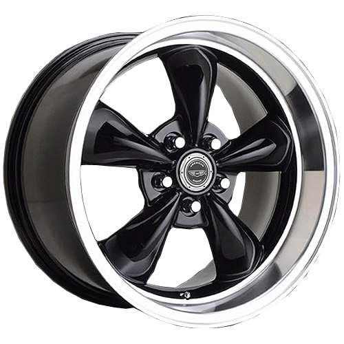 What Is A Muscle Car Without American Racing Wheels And Rims